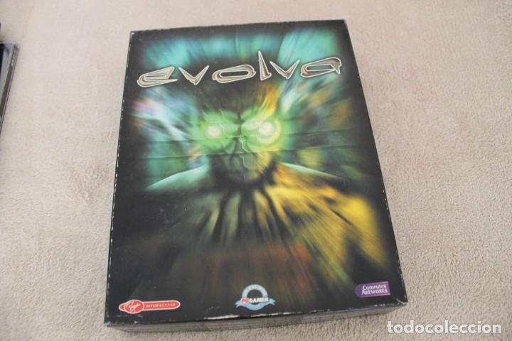 EVOLVA PC BOX CAJA CARTON (Juguetes - Videojuegos y Consolas - PC)