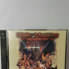 Videojuegos y Consolas: MIGHT AND MAGIC VIII DAY OF THE DESTROYER. Lote 160067676