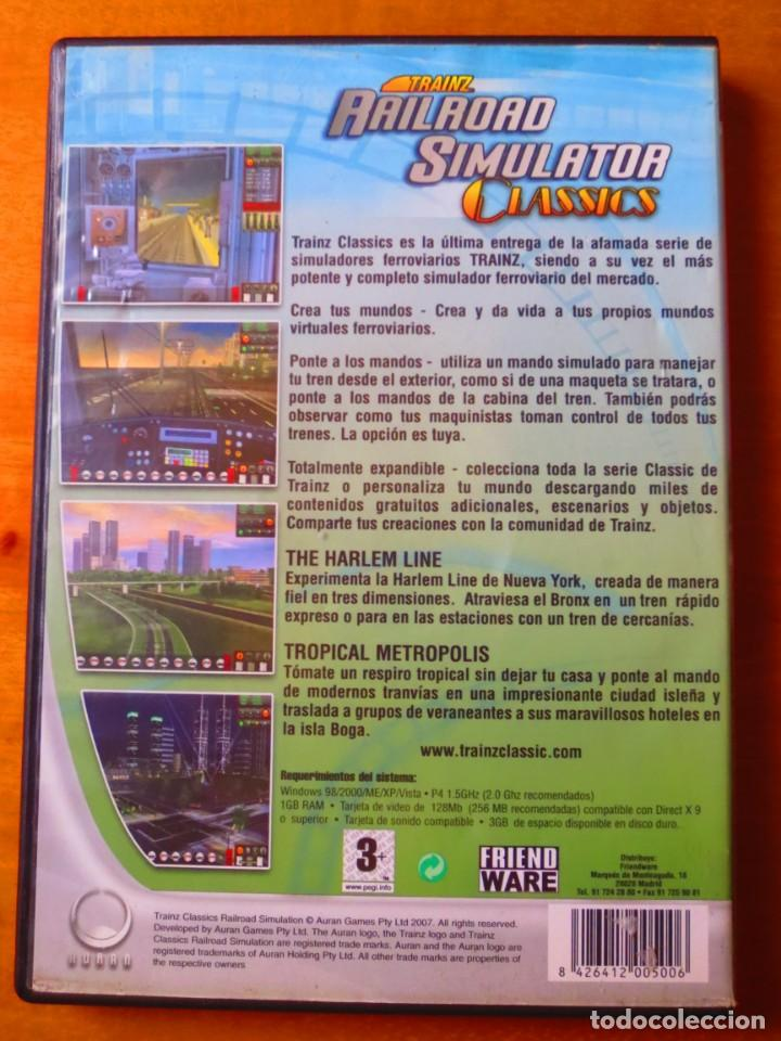 Trainz Railroad Simulator Classic 2007 (PC)