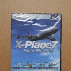 Videojuegos y Consolas: X-PLANE 7 FLIGHT SIMULATOR - JUEGO PARA PC - PRECINTADO NUEVO. Lote 160365906