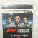 Videojuegos y Consolas: F1 2018 HEADLINE EDITION PRECINTADO Y EN CASTELLANO. Lote 160412973