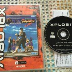Videojuegos y Consolas: VIRTUA FIGHTER SEGA PC CD ROM EMPIRE XPLOSIV KREATEN. Lote 160536306