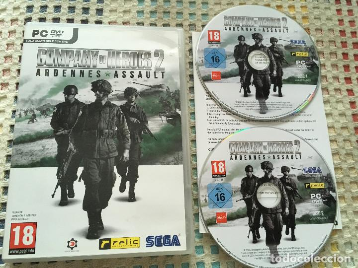 Company Of Heroes 2 Ardennes Assault Kreaten Pc Sold Through Direct Sale 160536850