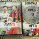 Videojuegos y Consolas: FIFA 11 EA SPORTS PC DVD ROM KREATEN LFP. Lote 160564782