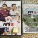 Videojuegos y Consolas: FIFA 12 EA SPORTS PC DVD ROM KREATEN LFP. Lote 160565834