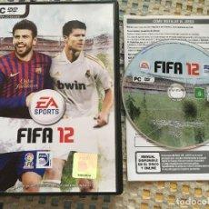Videojuegos y Consolas - FIFA 12 ea sports pc dvd rom kreaten lfp - 160565834