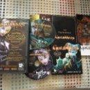 Videojuegos y Consolas: GUILD WARS SPECIAL EDITION ARBOOK BANDA SONORA MANUSCRITO ETC ... PC KREATEN GUILDS WAR. Lote 160568374