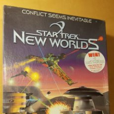 Videojuegos y Consolas: STAR TREK NEW WORLDS VINTAGE. ENVÍO POR MENSAJERÍA 10 EUROS Y POR CORREO ORDINARIO 5 EUROS.. Lote 160687033