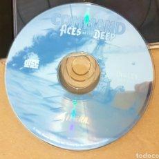 Videojuegos y Consolas: COMMAND ACES OF THE DEEP. SIMULADOR DE SUBMARINOS PARA PC. 1996. Lote 160796166