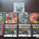 Videojuegos y Consolas: LOTE 9 CD ROM CON JUEGOS PC ANTIGUOS. Lote 160809550