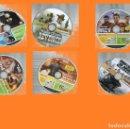 Videojuegos y Consolas: SELECCION DE JUEGOS DE LA REVISTA MICROMANIA COMPLETOS. Lote 160817474