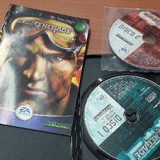 Videojuegos y Consolas: 08-00330 JUEGO PC- COMMAND & CONQUER, RENEGADE. Lote 160821622