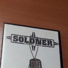 Videojuegos y Consolas: 08-00332 JUEGO PC- SOLDNER, SECRET WARS. Lote 160822310