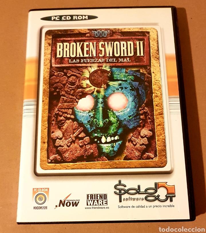 BROKEN SWORD II - LAS FUERZAS DEL MAL. JUEGO MÍTICO DE PC (Juguetes - Videojuegos y Consolas - PC)