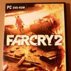 Videojuegos y Consolas: FARCRY2. JUEGO DE PC. Lote 160891805