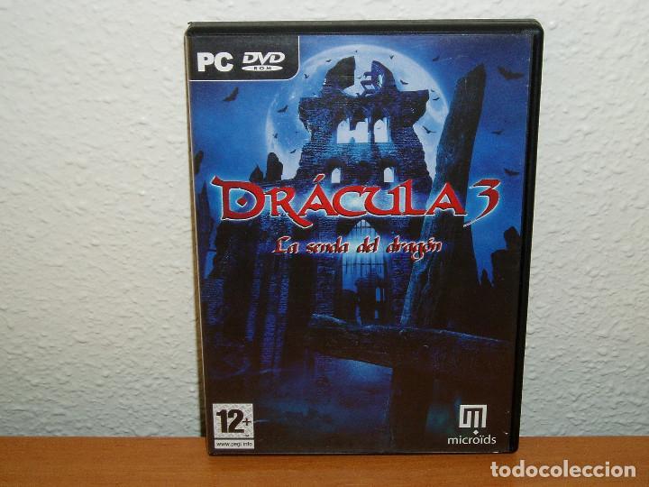DRACULA 3 LA SENDA DEL DRAGON PC DVD (Juguetes - Videojuegos y Consolas - PC)