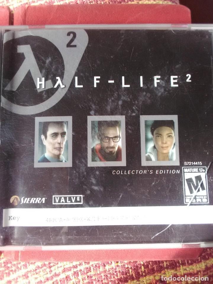 Videojuegos y Consolas: Hlf-life 1 y 2 - Foto 2 - 161200954
