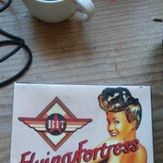 Videojuegos y Consolas: FLYNGFORTRESS JUEGO PC CAJA GRANDE. Lote 161552994