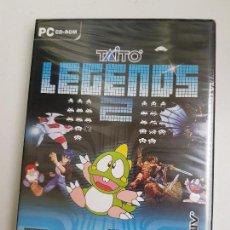Videojuegos y Consolas: TAITO LEGENDS 2 PC (NUEVO PRECINTADO). Lote 161718966