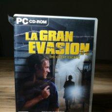 Videojuegos y Consolas: LA GRAN EVASIÓN (THE GREAT ESCAPE) PC LA GRAN EVASION PC THE GREAT ESCAPE PC. Lote 63464028