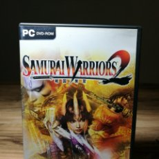 Videojuegos y Consolas: SAMURAI WARRIORS 2 PC VIDEOJUEGO. Lote 103608363