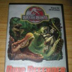 Jeux Vidéo et Consoles: JUEGO PARA PC JURASSIC PARK III: DINO DEFENDER (2001) CD-ROM. Lote 161854018