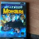 Videojuegos y Consolas: HOLLYWOOD MONSTER PC. Lote 161812588