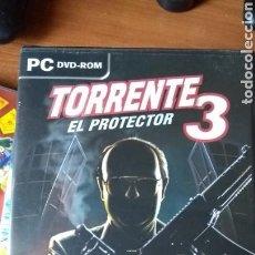 Videojuegos y Consolas: TORRENTE 3 JUEGO PC. Lote 161814468