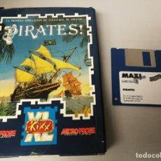 Videojuegos y Consolas: PIRATES DE MICROPROSE KISS XL / PC / RETRO VINTAGE / DISQUETES - DISKETTES 3,5 / CLÁSICO. Lote 162481190
