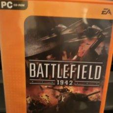 Videojuegos y Consolas: 027. JUEGO DE PC BATTLEFIELD 1942. Lote 162566052