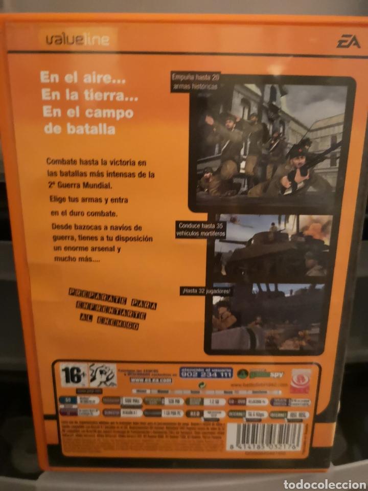 Videojuegos y Consolas: 027. Juego de Pc Battlefield 1942 - Foto 2 - 162566052