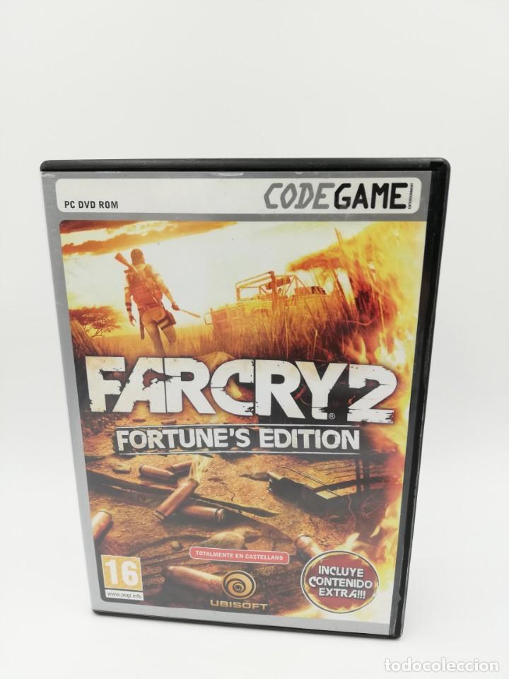FARCRY 2 FORTUNES EDITION PC (Juguetes - Videojuegos y Consolas - PC)
