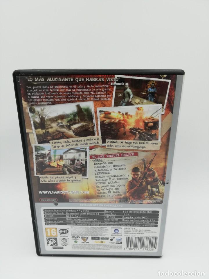 Videojuegos y Consolas: FARCRY 2 FORTUNES EDITION PC - Foto 3 - 162592530