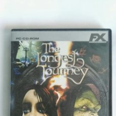 Videojuegos y Consolas - The longest journey PC - 163508001