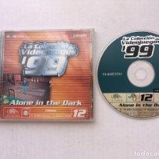 Jeux Vidéo et Consoles: ALONE IN THE DARK 1 LA COLECCION DE VIDEOJUEGOS 99 12 KREATEN . Lote 163791010