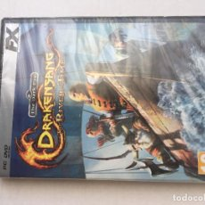 Videojuegos y Consolas: THE DARK EYE DRAKENSANG RIVER OF TIME PC DVD FX KREATEN. Lote 163816782