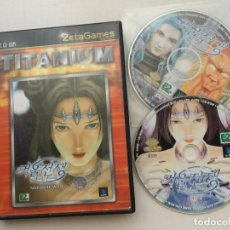 Videojuegos y Consolas - EVIL FORCE MIRROR WAR PC CD ROM titanium zeta games kreaten - 163823678