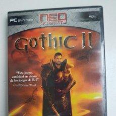 Videojuegos y Consolas: GOTHIC II / 2 - PC (PRECINTADO). Lote 163992198
