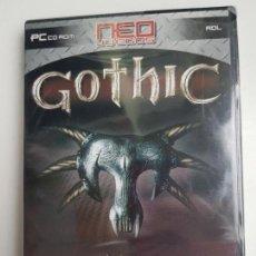 Videojuegos y Consolas: GOTHIC - PC (PRECINTADO). Lote 163992242
