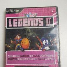 Videojuegos y Consolas: TAITO LEGENDS II / 2 - PC (PRECINTADO). Lote 163992478