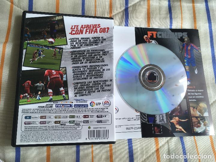 Videojuegos y Consolas: FIFA 08 PC DVD ROM EA SPORTS KREATEN LFP - Foto 2 - 164617874