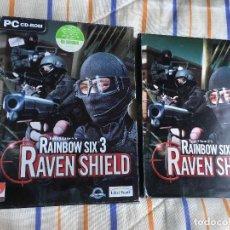 Videojogos e Consolas: TOM CLANCY'S RAINBOW SIX 3 RAVEN SHIELD PC CD ROM KREATEN. Lote 164618638