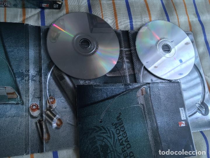 Videojuegos y Consolas: TOM CLANCY'S RAINBOW SIX 3 RAVEN SHIELD pc cd rom Kreaten - Foto 5 - 164618638