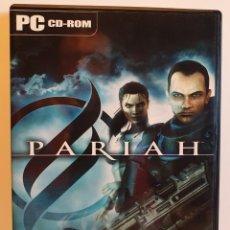 Videojuegos y Consolas: JUEGO PARIAH, PARA PC. Lote 164773770