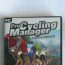Videojuegos y Consolas: PRO CYCLING MANAGER TEMPORADA 2005 PC CICLISMO. Lote 164789925