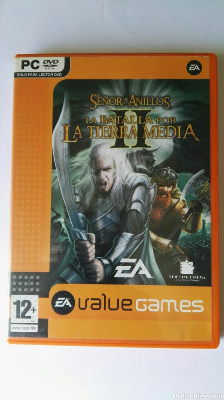 LA BATALLA POR LA TIERRA MEDIA II PC (Juguetes - Videojuegos y Consolas - PC)