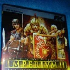 Videojuegos y Consolas: IMPERIUM II JUEGO PC. Lote 165134042