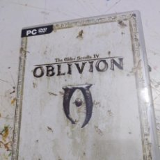 Videojuegos y Consolas: JUEGO PC DVD ROM THE ELDER SCROLLS IV OBLIVION. Lote 165368102