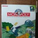 Videojuegos y Consolas: MONOPOLY - JUEGO PC EN CAJA GRANDE EN ESPAÑOL - . Lote 165495058