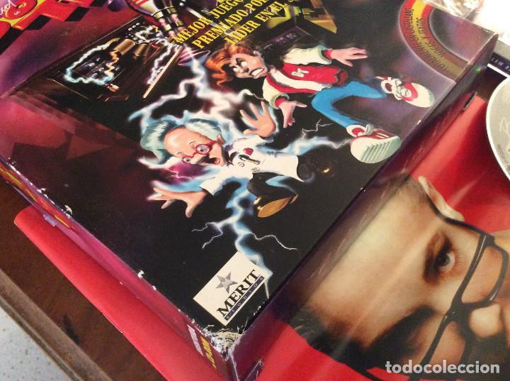 Videojuegos y Consolas: BUD TUCKER IN DOUBLE TROUBLE - CAJA GRANDE CARTON - TOTALMENTE EN CASTELLANO - PC - Foto 4 - 165752174